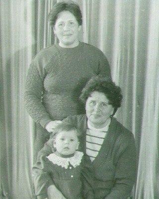 Три поколения. История семьи