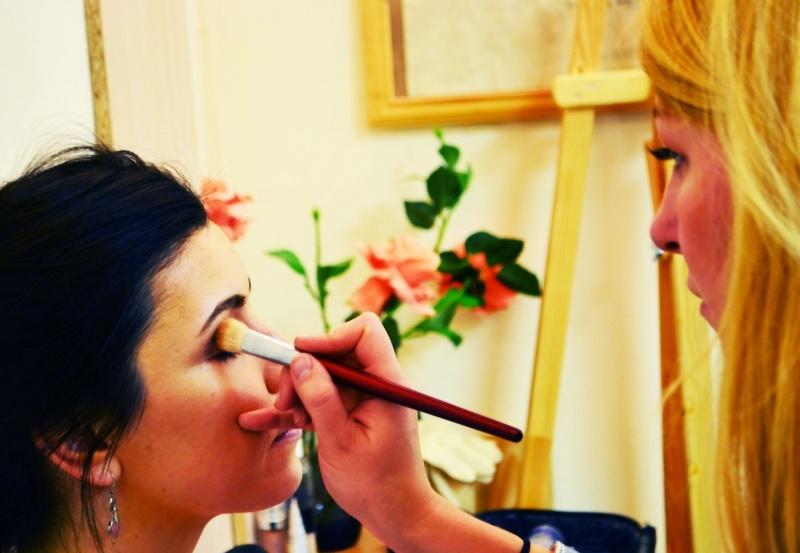Курсы макияжа в школе телевидения Ольги Спиркиной «Останкино ТВ»