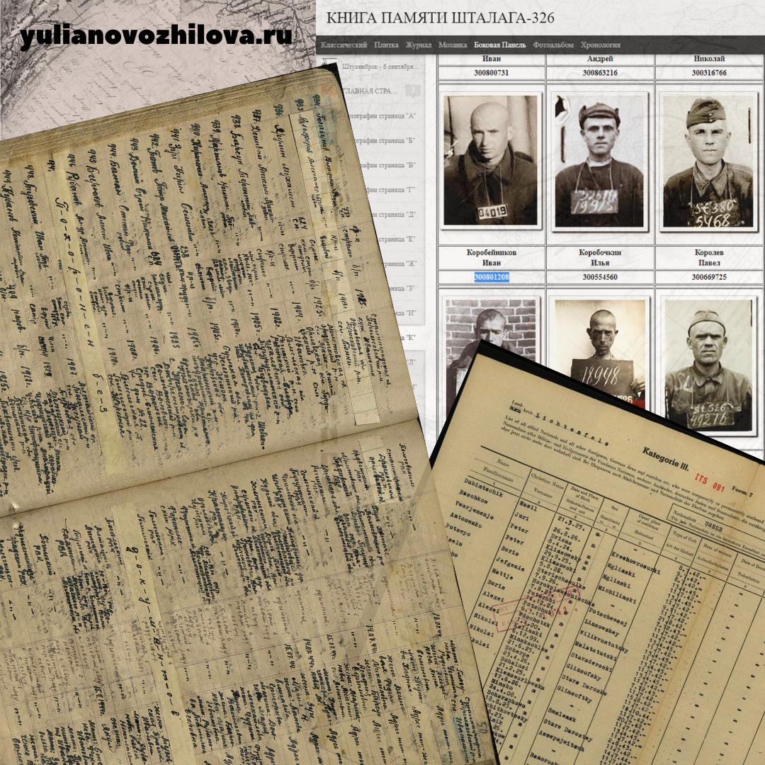 Поиск военнопленных Великой Отечественной войны: список сайтов и форумов для поиска попавших в плен участников ВОв