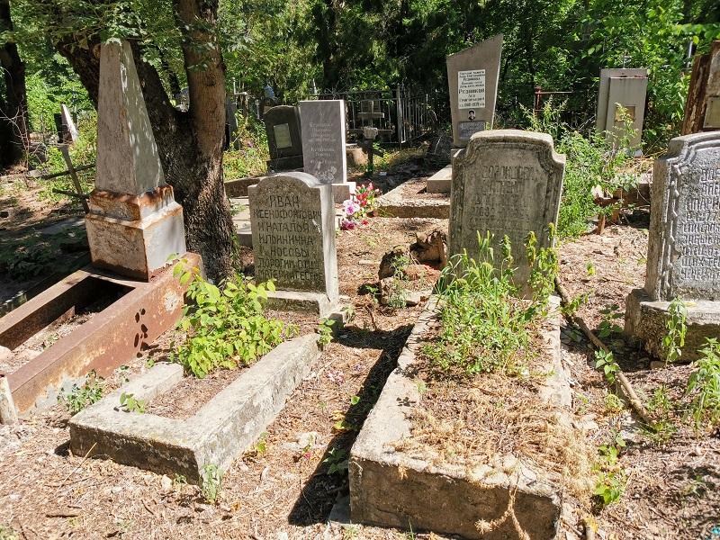 Старое кладбище Таганрог