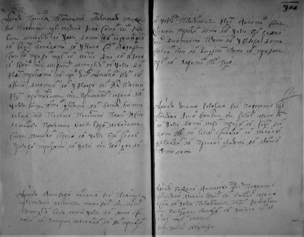 Древнерусская скоропись. Как прочитать архивный документ